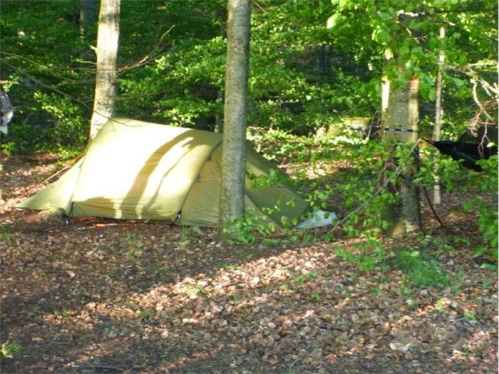 Lejrpladser ved Immeln