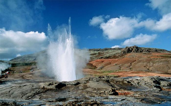 Island Nord Syd Pakkeliste
