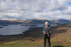 vandretur west highland way