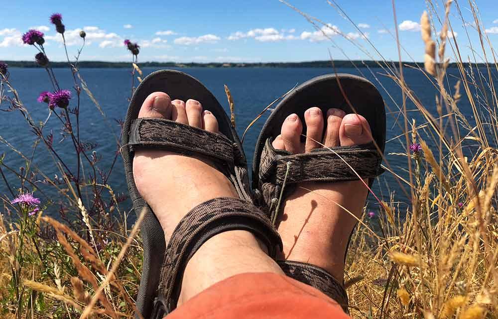 TEVA sandaler til vandring