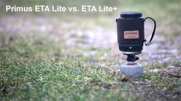 Primus ETA Lite+ vs. ETA Lite